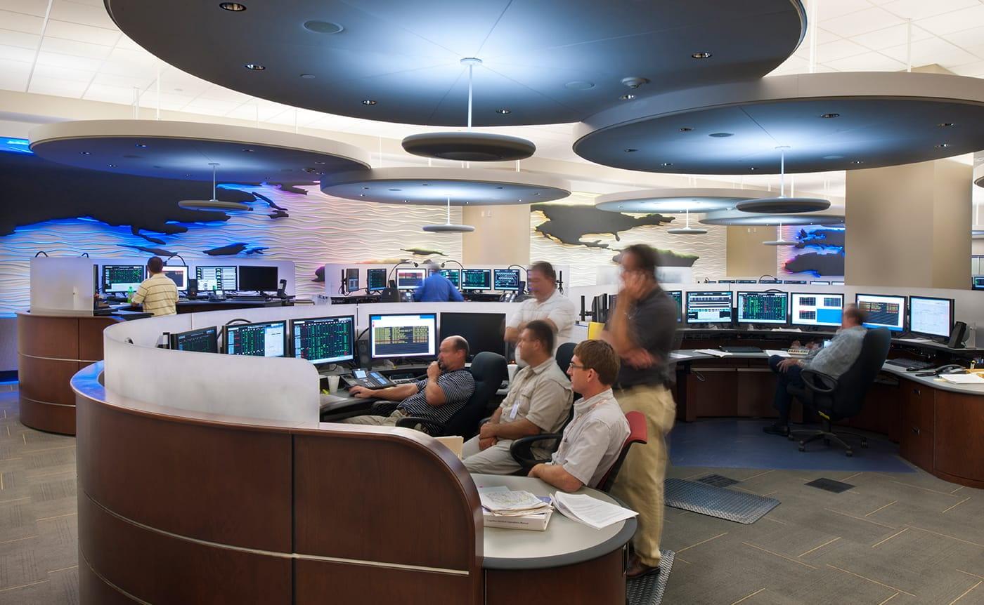 Pipeline Control Room 187 Fsb Definedesigndeliver